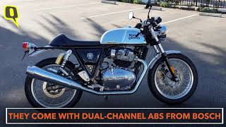 Royal Enfield 650 CC Twins Interceptor and Continental GT Launched | Prices and Features | The Quint