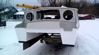 New Shell Boats Catamaran Design (Plans Coming Soon)