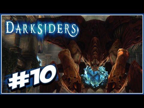 DARKSIDERS #10 - BOSS PESADELO!!!  - Legendado PT-BR PS4 PRO