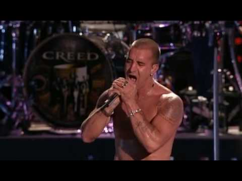 Creed - One Last Breath (live 2009)