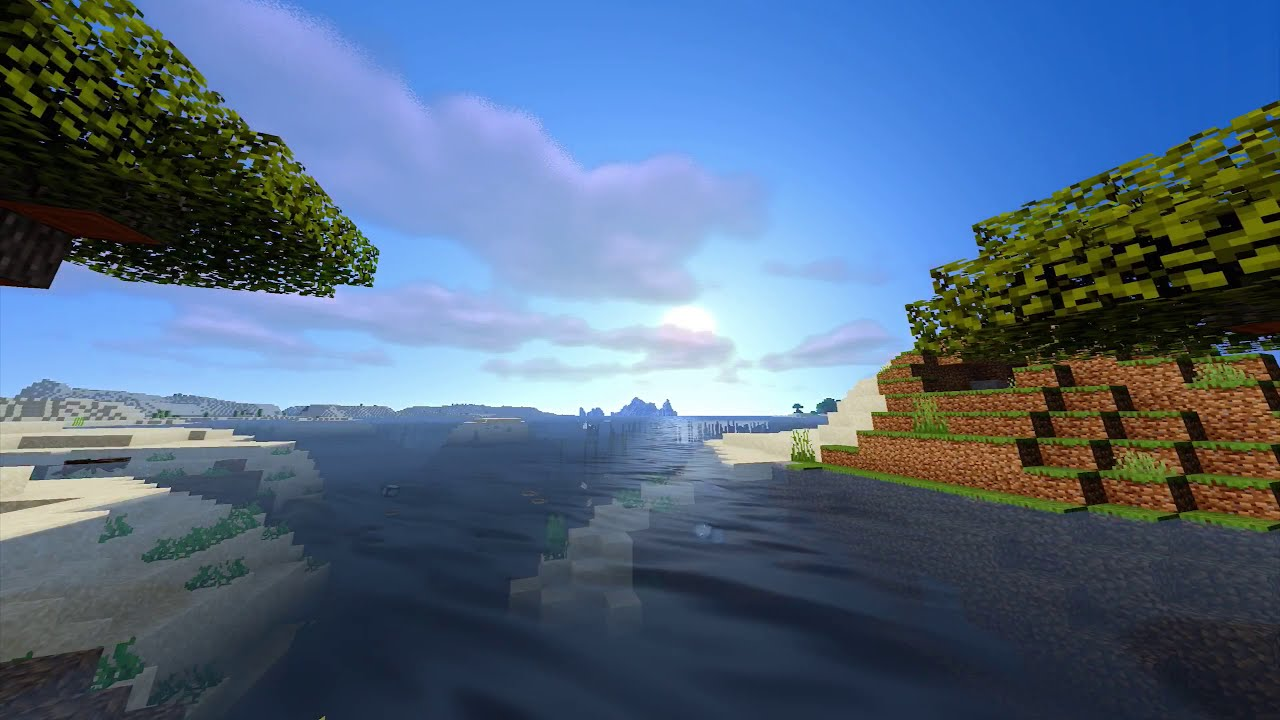 (8 ULTRA SHADERS) Minecraft PE 1.14.6+ Best Realistic Shaders(Low-High End Devices)
