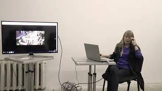 """Лекція Юлії Манукян """"Як писати про сучасне мистецтво"""""""