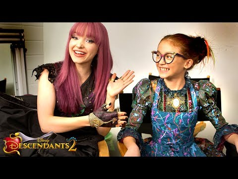 It's Going Down! | Behind-the-Scenes Special | Descendants 2