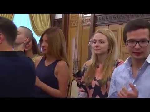 Образец записи видео-трансляции из Дворца бракосочетания №1.