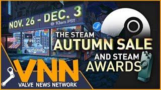 The Steam Autumn Sale & Steam Awards Explained & Leaks
