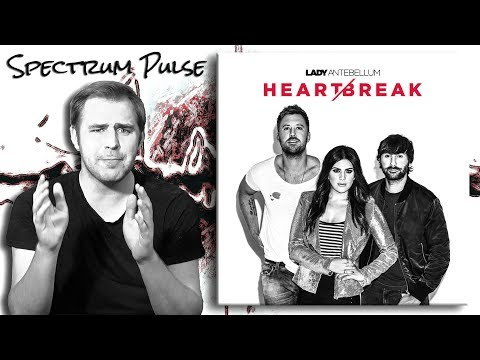 Lady Antebellum - Heart Break - Album Review