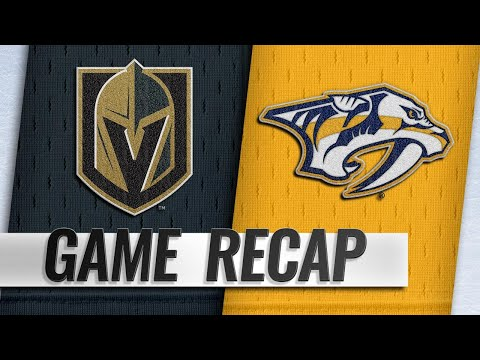 Hartman's two goals lead Predators in 4-1 win