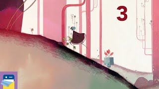 GRIS: iOS / Android Gameplay Walkthrough Part 3 (by Nomada Studio / Devolver Digital)