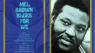Mel Brown - Stranger On The Shore (Acker Bilk) / Set Me Free (Curly Putman)