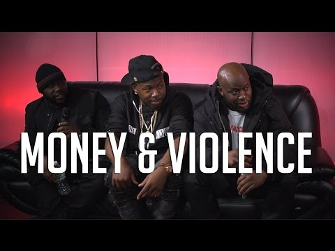 Money and Violence Talks Season 2, New Characters, Tidal Deal + Favorite Love Songs
