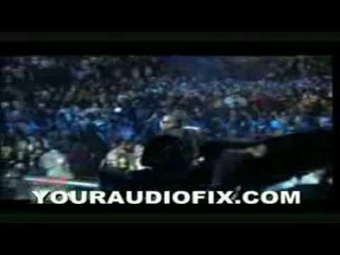 Jay Z Feat Alicia KeysBridget Kelly Empire state of mind Live Madison Square Garden 9 11
