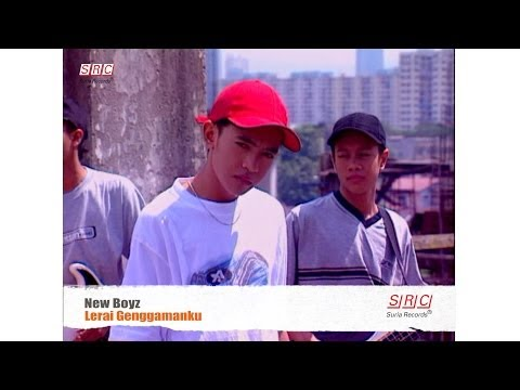 New Boyz - Lerai Genggamanku (Official Video - HD)