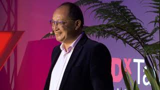 Racism in Aotearoa New Zealand, everyone can make a difference | Meng Foon | TEDxTauranga