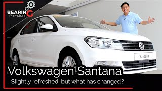 Volkswagen Santana: Full Review and Test Drive