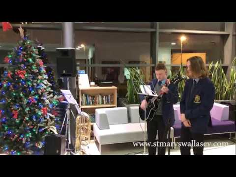 Music Performance at St Catherine's Hospital