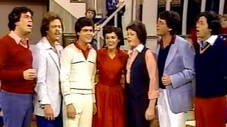 Osmonds Sing Songs From When They Started Out
