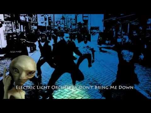 ELO  (Electric Light Orchestra)  ~ Don't Bring Me Down. 1979 ( ↓ Lyrics ↓ )