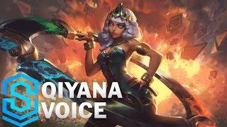 Voice - Qiyana [SUBBED] - English