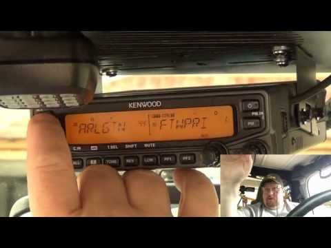 Remote Control, Kenwood TM VT71A using a Handy Talkie. (or other DTMF capable radio)- AF5DN