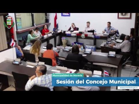 Sesión Extraordinaria - 19 de Septiembre 2018 - Aprobación Presupuesto Ordinario 2019