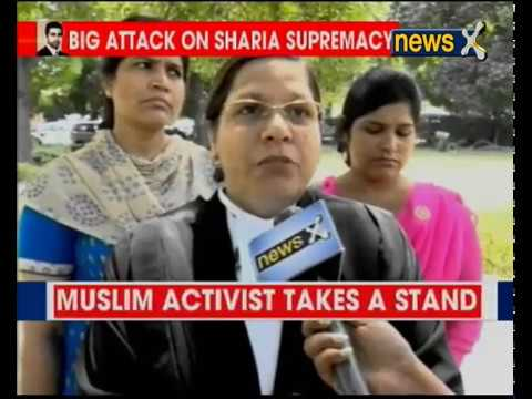 Insight  Big attack on Sharia 'supremacy'  Time for one India, one law  2