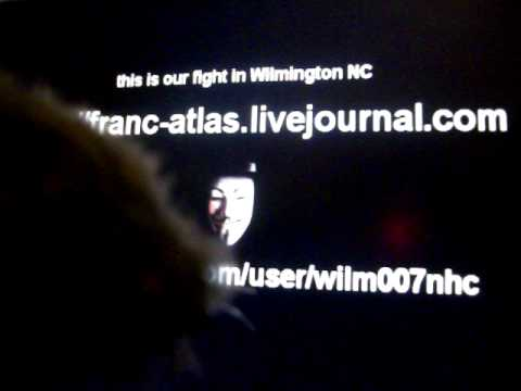"Retaliation for ""On Radio Pt 1"", by Wilmington NC"