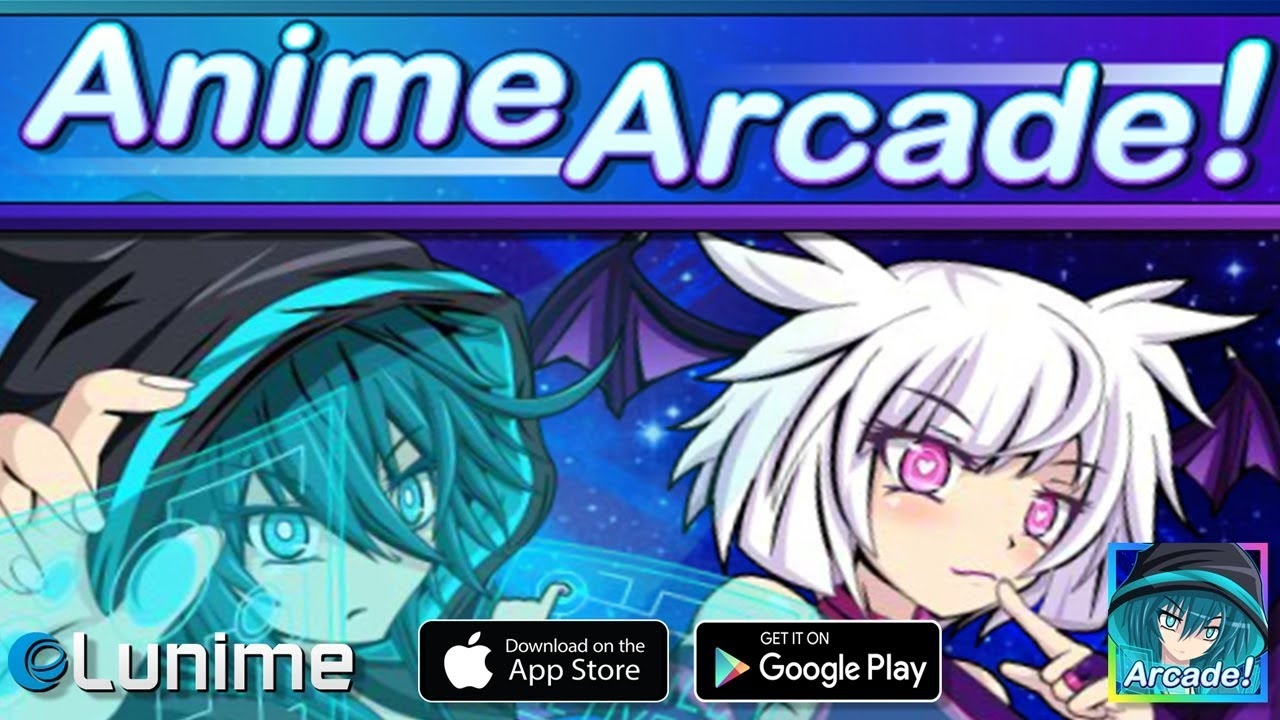Anime Arcade! - Official Trailer | Android/iOS
