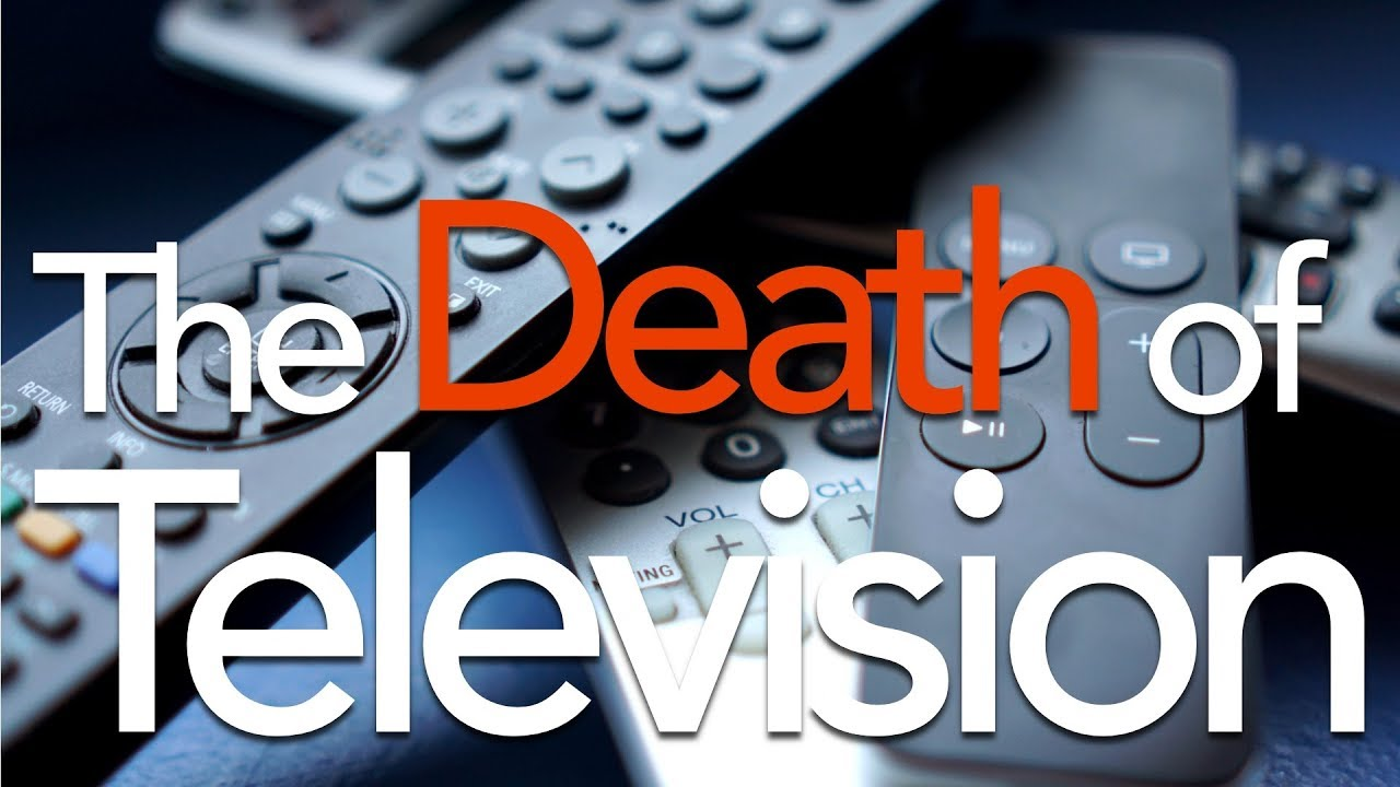 The Death Of Television Tdnc Podcast 107