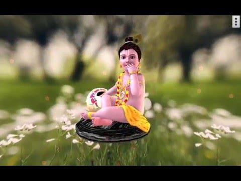 Baby krishna wallpaper hd free download
