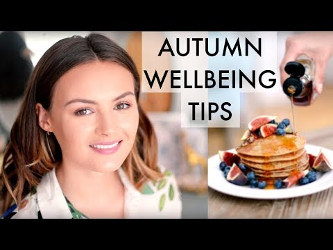 5 Steps To Wellbeing This Autumn Ad