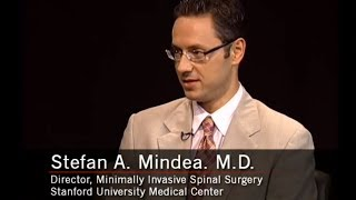 stefan a mindea md on spinal disorders