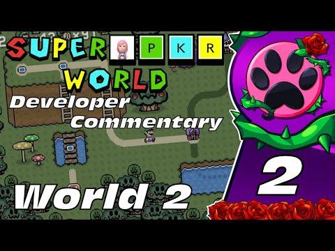 Super PKR World (Developer Commentary) - World 2