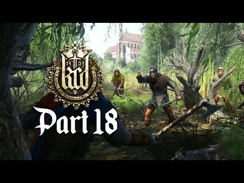 "Let's Play Kingdom Come: Deliverance - Part #18 ~ ""OP ZOEK NAAR GINGER KID!"" ~ PS4Pro, Nederlands"