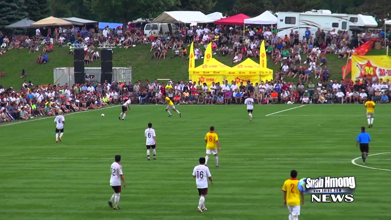 Suab Hmong News: 2013 Hmong Freedom Celebration men soccer ...