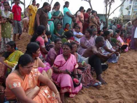 Aadu Mayile ~ Bangalore A.R.Ramani Ammal ~ Aadi Vel, Colombo - Sri Lanka