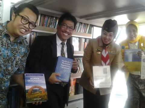 Jakarta Library and Archives Expo 2014