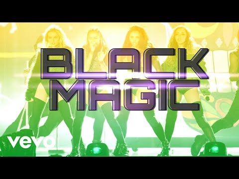 Little Mix - Black Magic [Revamped] ( BRIT's 2016 ) (Studio Version)