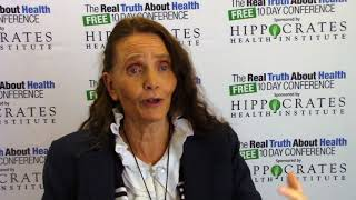 Anna Maria Clement - Accessing the Lifeforce Within You Through Raw and Living Foods - Offstage