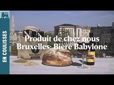 Produit de chez nous | Bruxelles: Bière Babylone