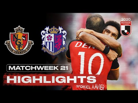 Nagoya C-Osaka Goals And Highlights