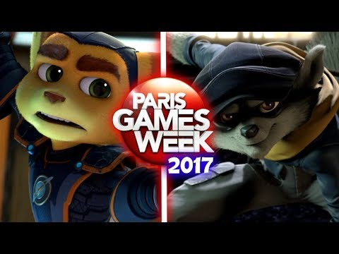 Will Anything Ratchet & Clank Or Sly Cooper Be Shown At Paris Games Week 2017? Sony Press Conference streaming vf