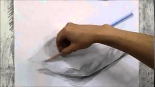 장미술학원정물소묘소묘정물화연필화
