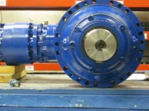 Air Motor Low Speed High Torque Youtube