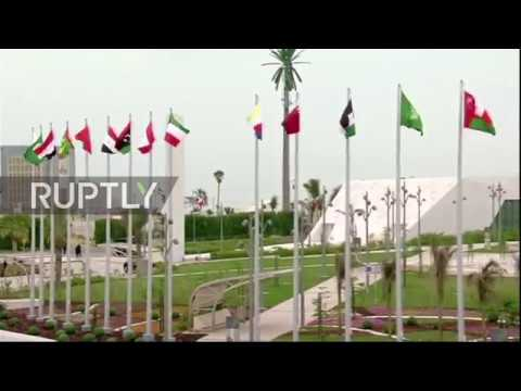 Saudi Arabia: Leaders arrive in Dhahran ahead of Arab League Summit