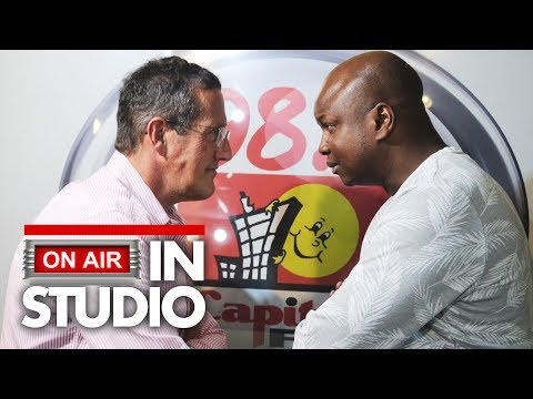 EXCLUSIVE: Richard Quest in studio with Maqbul | Capital In The Morning (PART TWO)