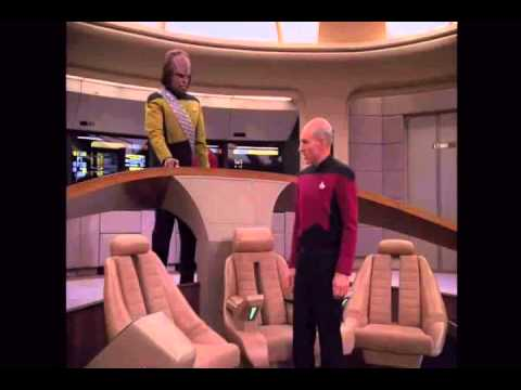 Star Trek Bloopers: Incidents with Doors