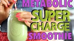 My Metabolic Supercharge Smoothie w/ 1 CRAZY Ingredient