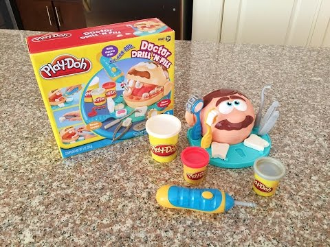 PLAY-DOH DOCTOR DRILL N FILL