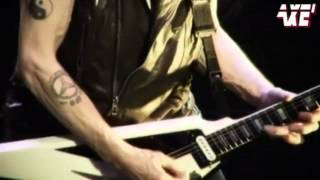 MICHAEL SCHENKER [ ROCK BOTTOM ] LIVE TEMPLE OF ROCK 2012.