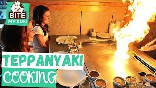 What is teppanyaki cooking | Teppanyaki explained
